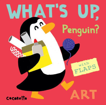 What's Up Penguin? Book
