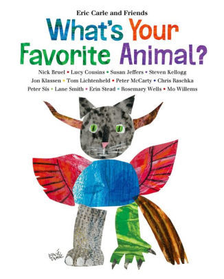 What's Your Favorite Animal? book