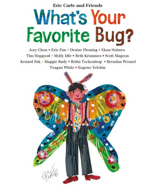 What's Your Favorite Bug? book