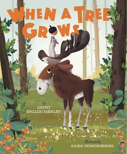 When a Tree Grows book