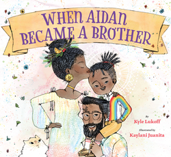 When Aidan Became a Brother book
