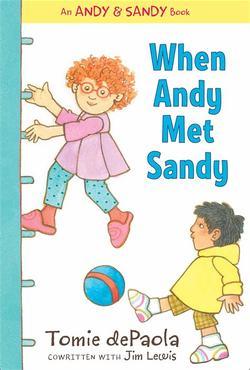 When Andy Met Sandy Book