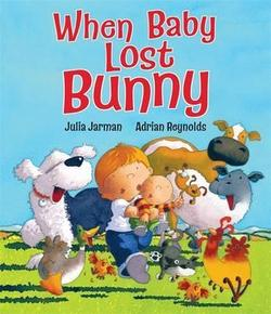 When Baby Lost Bunny book