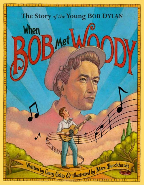 When Bob Met Woody book