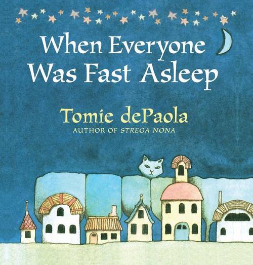 When Everyone Was Fast Asleep book