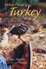 When I Was a Turkey book