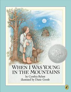 When I Was Young in the Mountains book