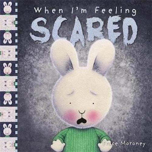 When I'm Feeling Scared book