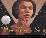 When Marian Sang: The True Recital of Marian Anderson book