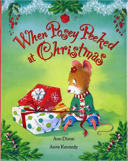 When Posey Peeked at Christmas book
