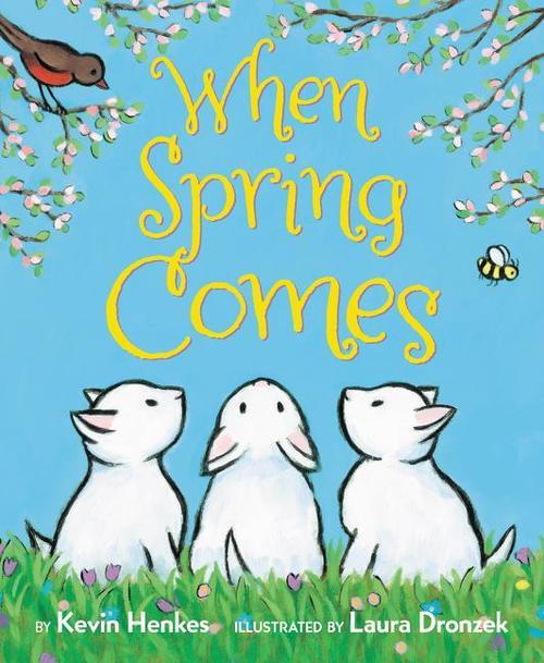 When Spring Comes book