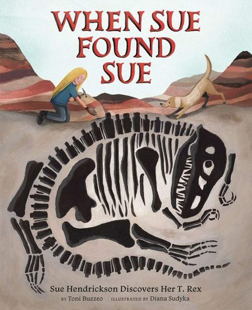 When Sue Found Sue book
