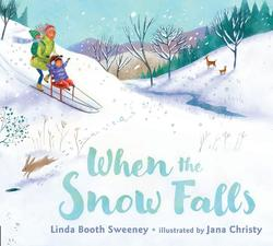 When the Snow Falls book