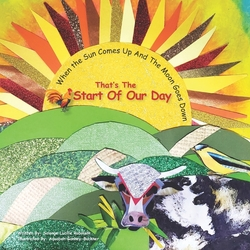 When The Sun Comes Up And The Moon Goes Down That's The Start Of Our Day book