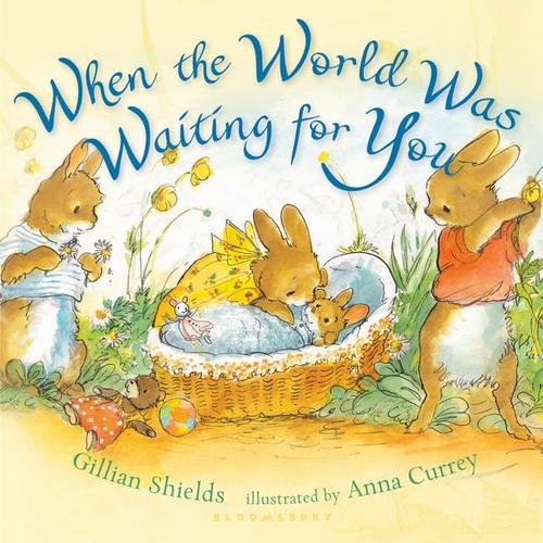 When the World Was Waiting for You book