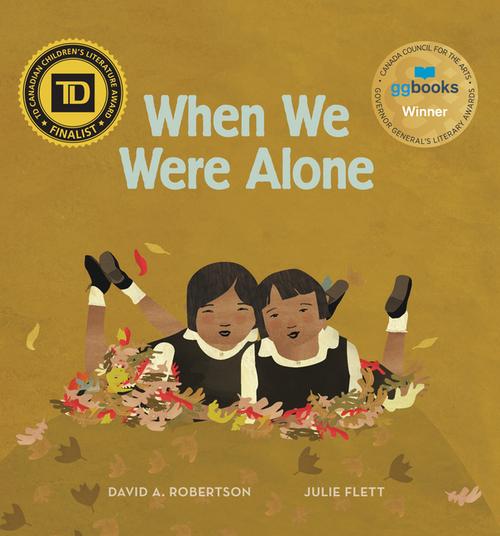 When We Were Alone book