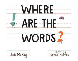 Where Are the Words? book