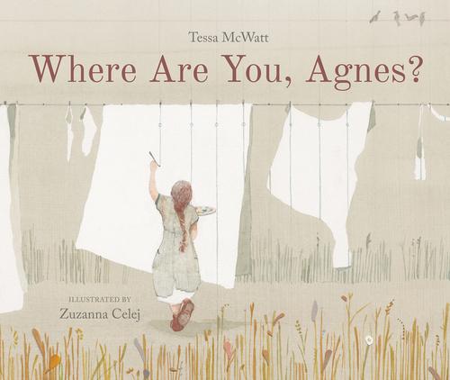 Where Are You, Agnes? book