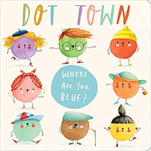 Where Are You, Blue? book