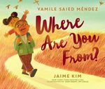 Where Are You From? book