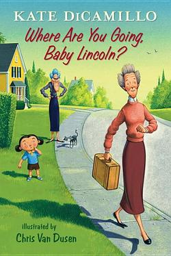 Where Are You Going, Baby Lincoln? book