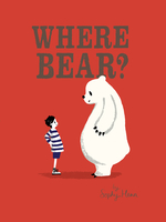 Where Bear? book