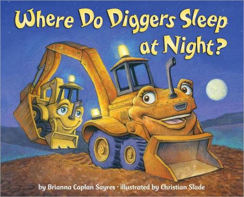 Where do Digger's Sleep at Night? book