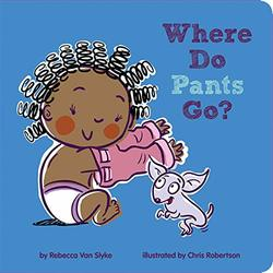 Where Do Pants Go? book