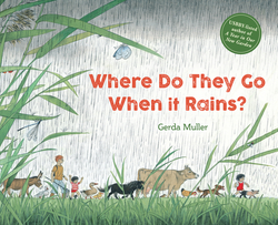 Where Do They Go When It Rains? book