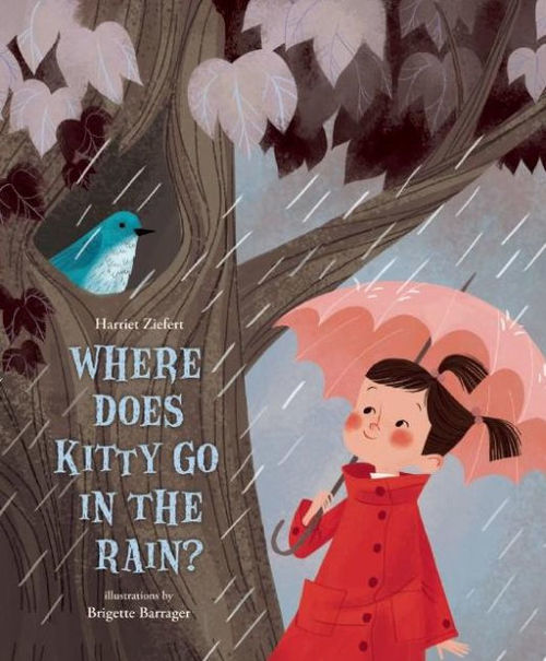 Where Does Kitty Go in the Rain? book