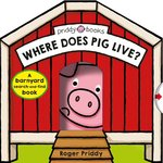 Where Does Pig Live? book
