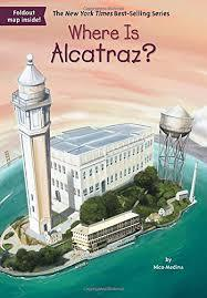 Where Is Alcatraz? book