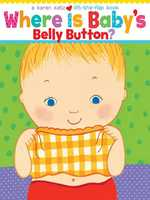 Where Is Baby's Belly Button? book