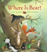 Where Is Bear? book