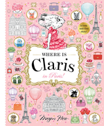 Where Is Claris? in Paris: A Look and Find Book book
