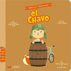 Where Is / Donde Esta el Chavo book
