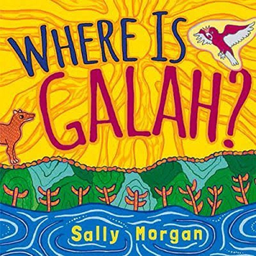 Where Is Galah? book