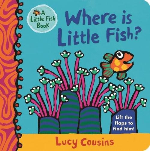 Where Is Little Fish? book