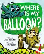 Where Is My Balloon? book
