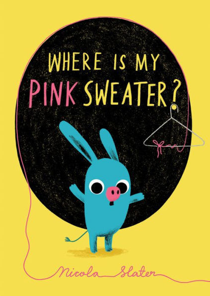 Where Is My Pink Sweater? book