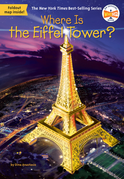 Where Is the Eiffel Tower? book