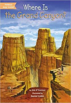 Where Is the Grand Canyon? book