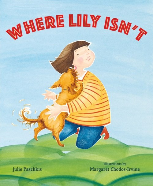 Where Lily Isn't book