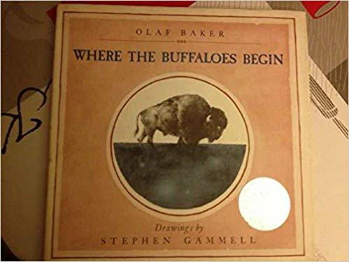 Where the Buffaloes Begin book