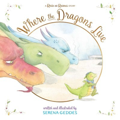 Where the Dragons Live book