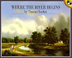 Where the River Begins book