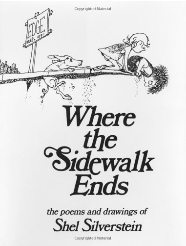 Where the Sidewalk Ends book