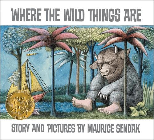 Where the Wild Things Are book