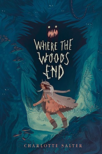 Where the Woods End book