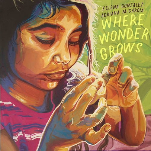 Where Wonder Grows book